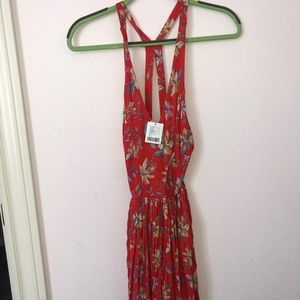 Urban Outfitters Tropical Mini Dress size M